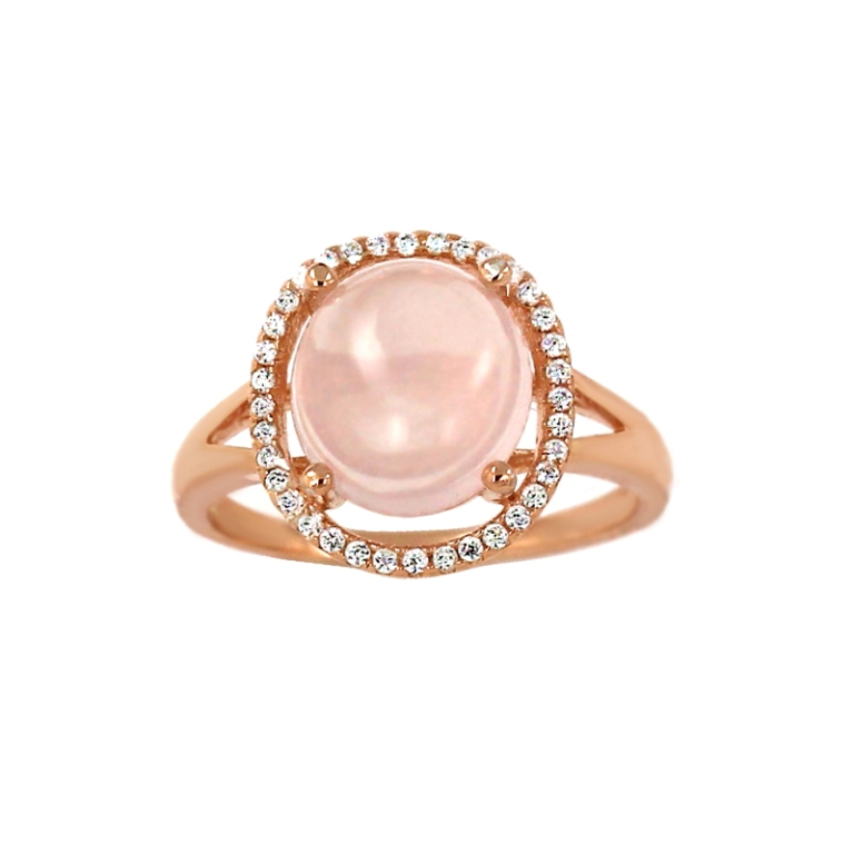 19774-ring Moonstone Jewelry Offers You Fashionable Look & Healing properties