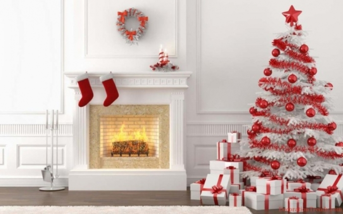 2014-christmas-decoration-idea-living-15 The Latest & Hottest Christmas Trends for 2017 ... [UPDATED]
