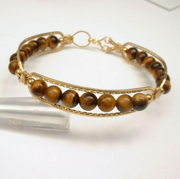 2461_grande Tiger Eye Jewelry & Its Unusual Properties