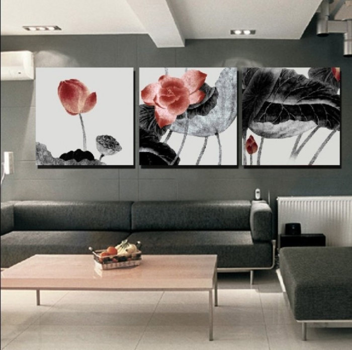 3-Panel-Hot-Sell-Modern-Wall-font-b-Painting-b-font-Home-Decorative-Art-Picture-Paint Forecasting--> 25+ Hottest Trends in Home Decoration 2019