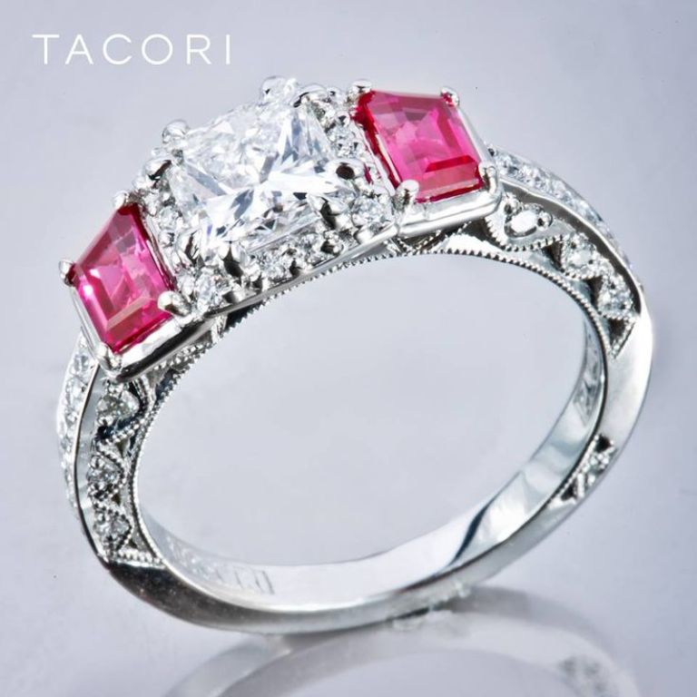 "34ec678d258259d8bfe44a62e566ac24 Top 10 Facts of Tacori Jewelry ""The Jewel of Rich, Famous & Stars"""