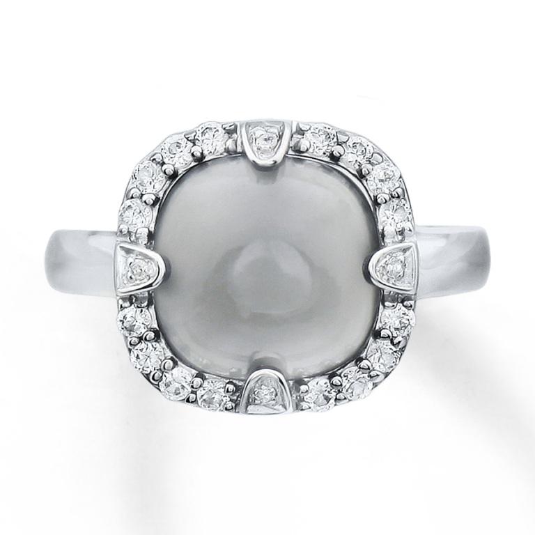 373541109_MV_ZM1 Top 10 Non-Diamond Engagement Ring Types for a More Unique Proposal