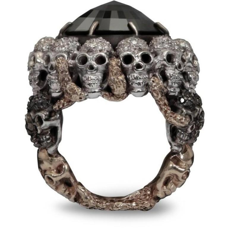 43342289 Skull Jewelry for Both Men & Women