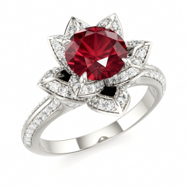 5ccfe8a30ad0d0e58f3465aabe918b4d Top 10 Non-Diamond Engagement Ring Types for a More Unique Proposal