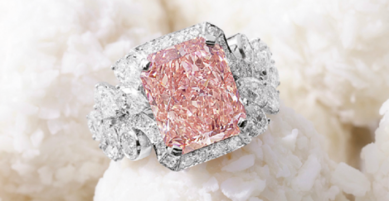 Photo of Most Famous Romantic & Unique Jewelry with Pink Diamonds