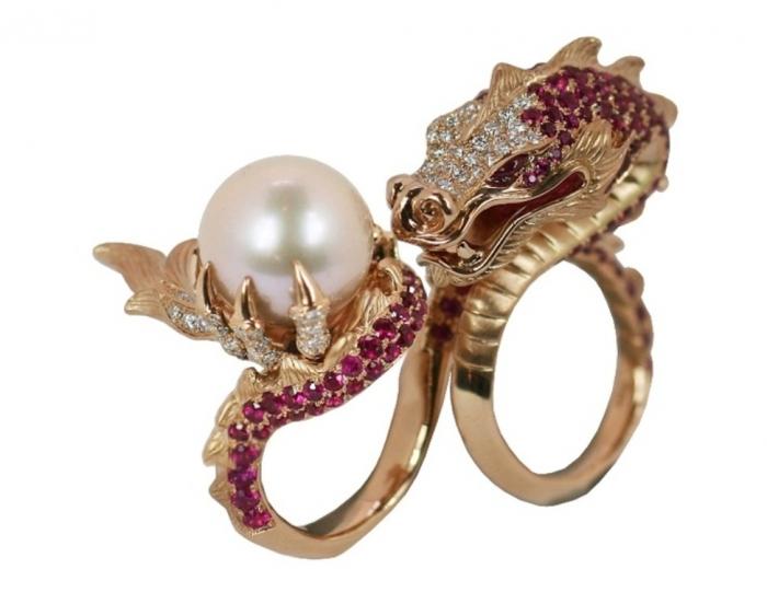 843ba3556fe026089c07b9d89a79b78e1 Double Finger Rings for Elegant Hands