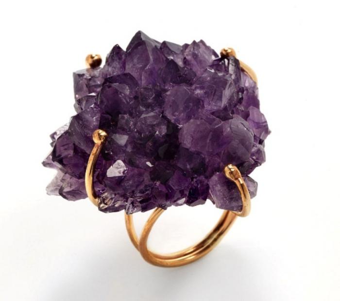 AmethystAlana-Bess-Jewelry-Amethyst-Ring Do You Know Your Zodiac Gemstone?