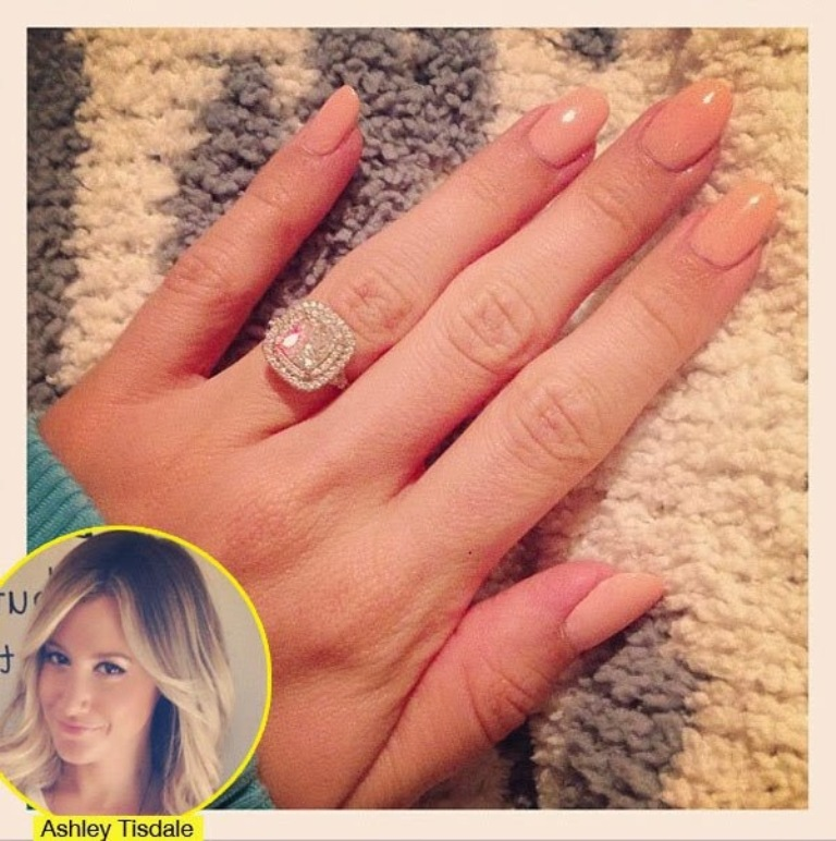 Ashleytisdale How to Select the Best Engagement Ring