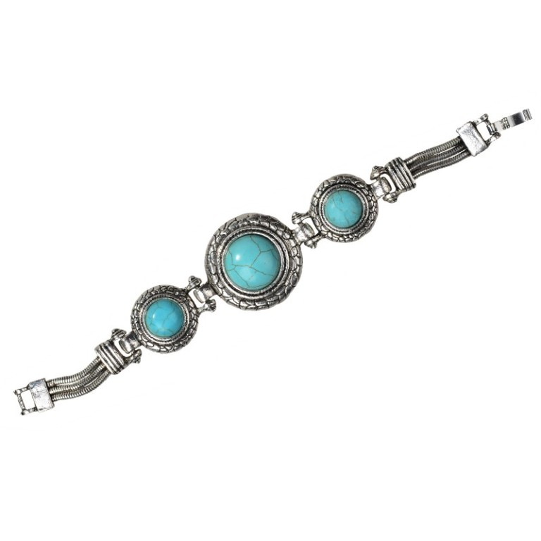 B3468K-1-800x800 Create Unique & Fashionable Jewelry Using Tibetan Silver Beads