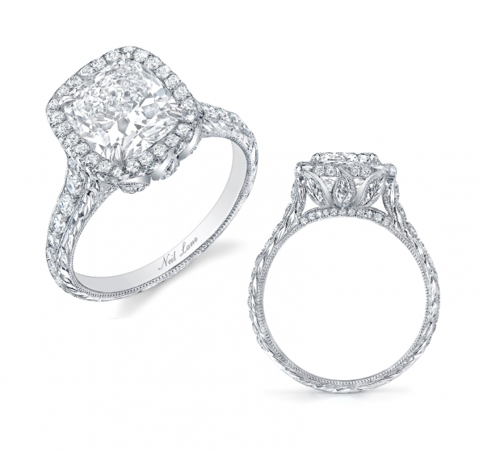 BachelorRing2012SmLvHR454 Cushion Cut Engagement Rings for Beautifying Her Finger