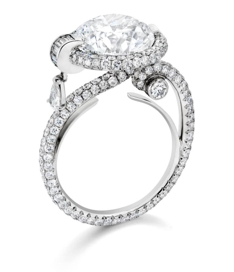 Best-engagement-ring-of-the-year-Annas-ORPHEUS-RING How to Select the Best Engagement Ring