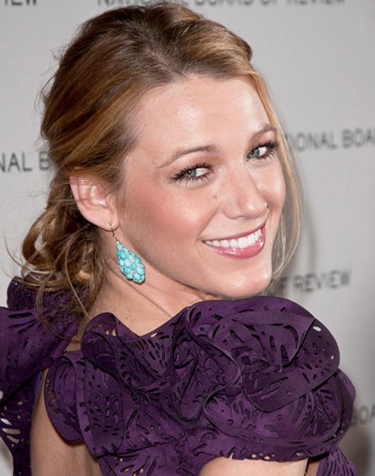 "BlakeLively2 Turquoise jewelry "" The Stone of the Sky & Earth"""
