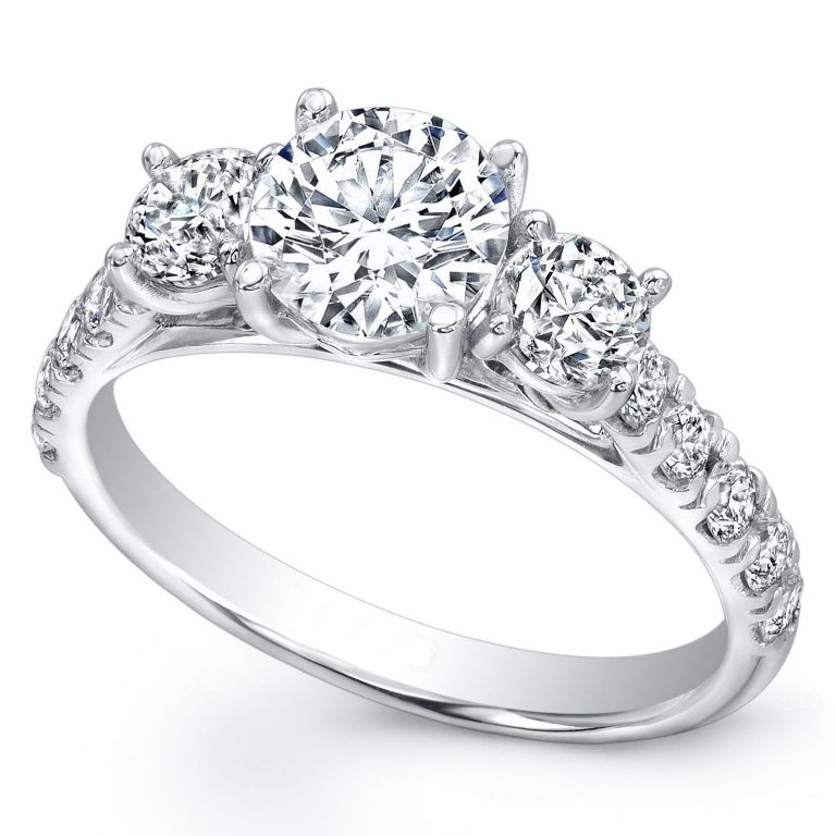ES1203BR-1 How to Select the Best Engagement Ring
