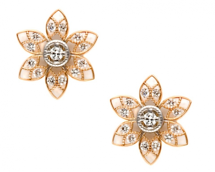 """FE633PK_multi.zoom_ Top 10 Facts of Tacori Jewelry """"The Jewel of Rich, Famous & Stars"""""""