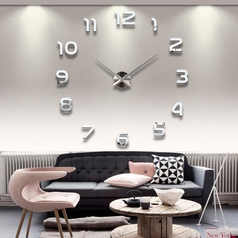 Home-decoration-big-digital-mirror-font-b-wall-b-font-clock-Modern-font-b-design-b Forecasting--> 25+ Hottest Trends in Home Decoration 2020