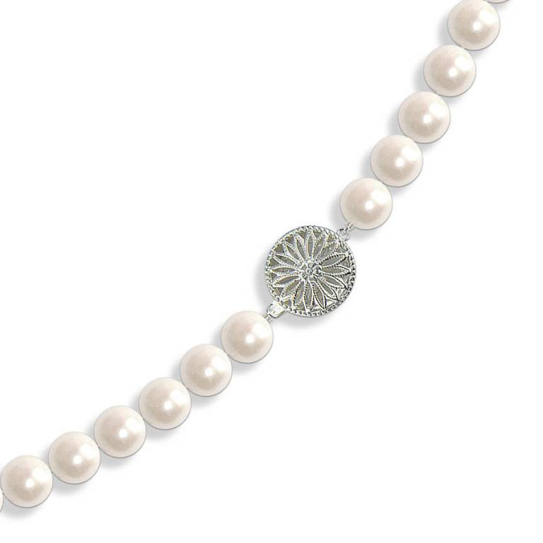 Hook-original_grace-vintage-pearl-necklace Top 7 Types of Necklace Clasps