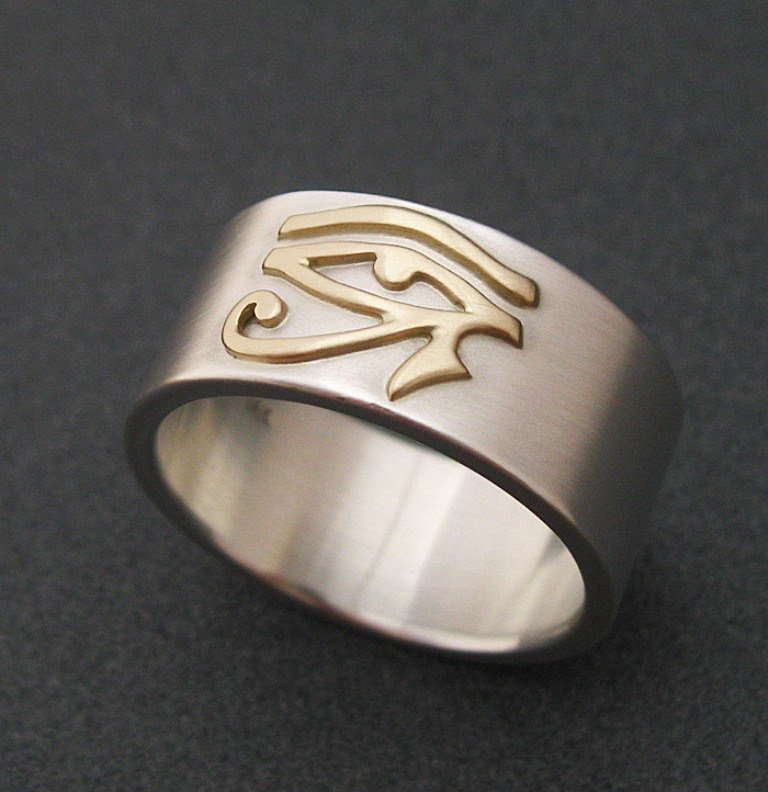 HorusYellowGold4 Exclusive 6 Facts about Religious Jewelry?