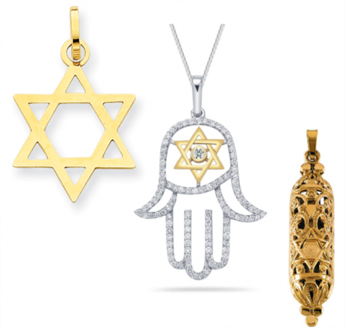 Jewish-Jewelry Exclusive 6 Facts about Religious Jewelry?