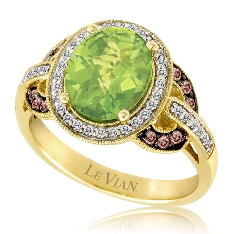 LeVian-Peridot Most Exclusive Peridot Jewelry that Shines Even at Night