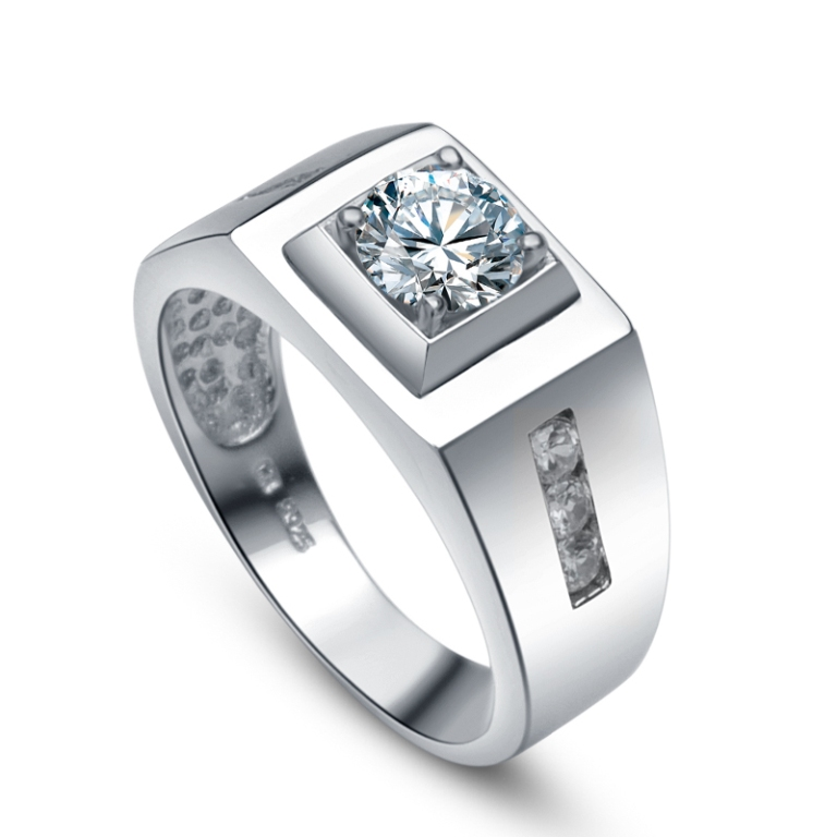Men-Diamond-Rings-2 Men's Diamond Rings for More Luxury & Elegance
