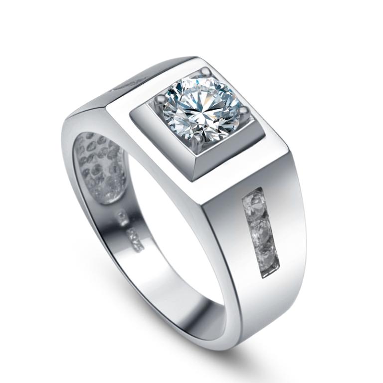 Men-Diamond-Rings-2 Men's Diamond Rings for More Luxury & Elegance
