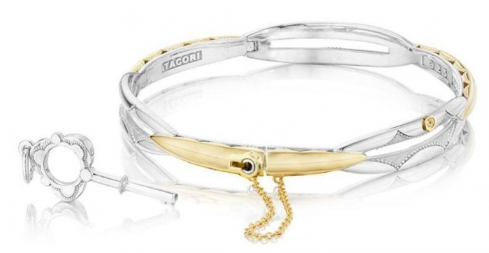 """PROMISE-BRACELET1 Top 10 Facts of Tacori Jewelry """"The Jewel of Rich, Famous & Stars"""""""