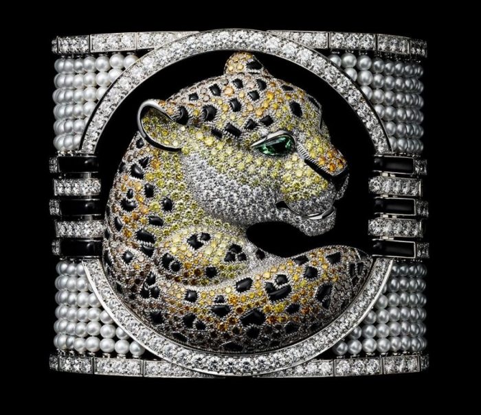 Platinum-cultured-pearls-yellow-diamonds-brown-diamonds-orange-diamonds-onyx-tsavorite-garnet-eyes-brilliants. The Rarest Yellow Diamonds & Their Breathtaking Beauty