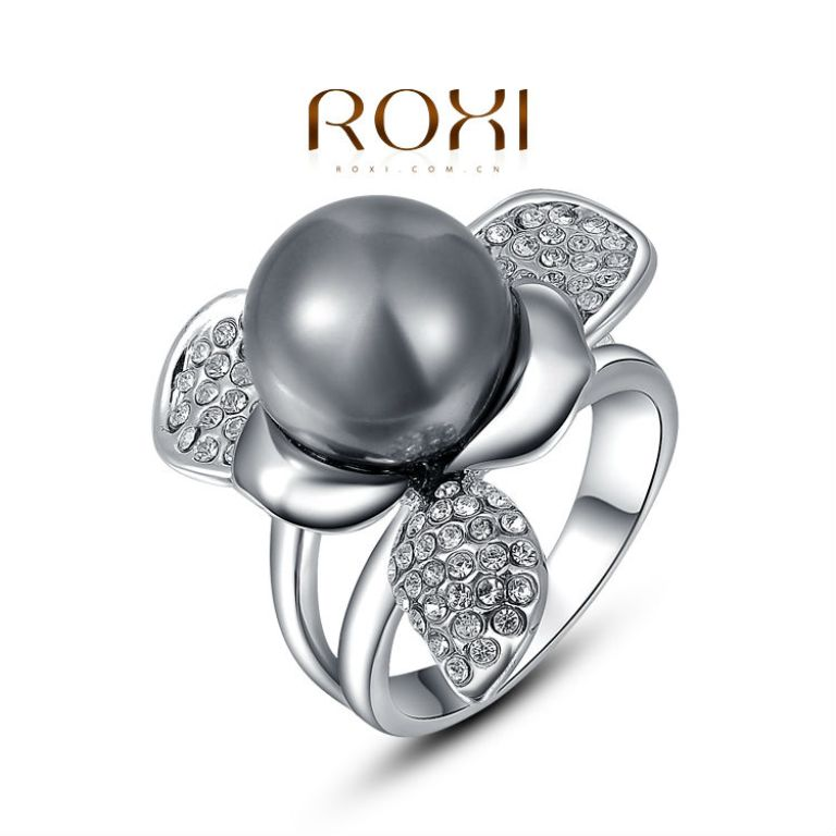 ROXI_platinum_font_b_black_b_font Top 10 Non-Diamond Engagement Ring Types for a More Unique Proposal