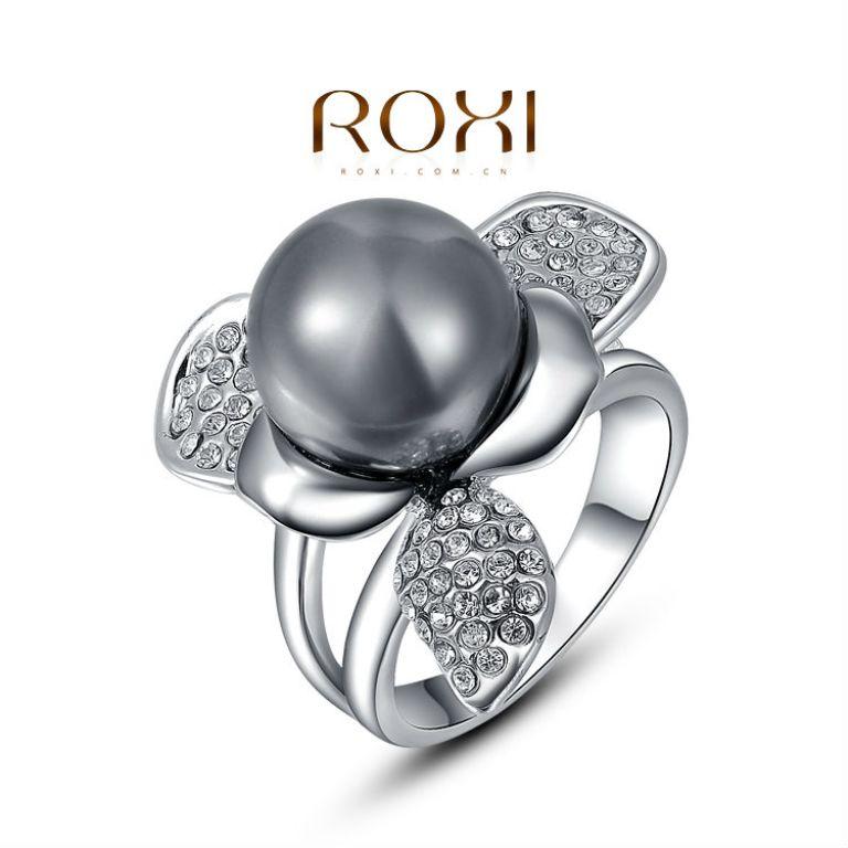 ROXI_platinum_font_b_black_b_font Top 10 Non-Diamond Engagement Ring Types for a More Unique Proposal
