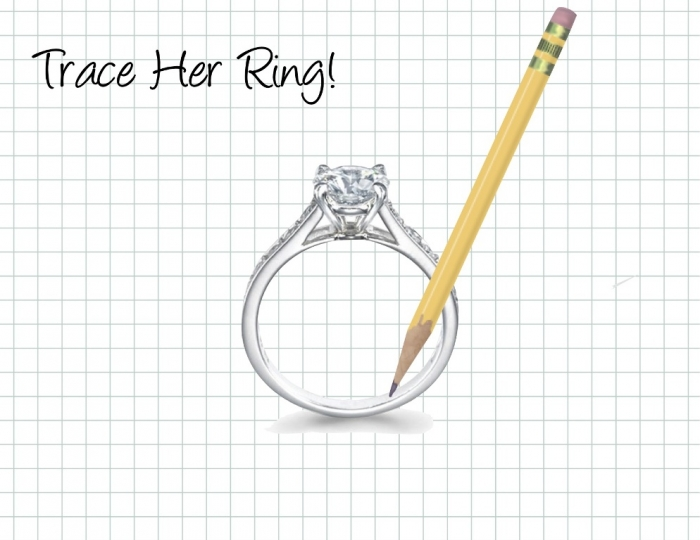 Ring-Size-Sketch How to Measure Your Ring Size on Your Own