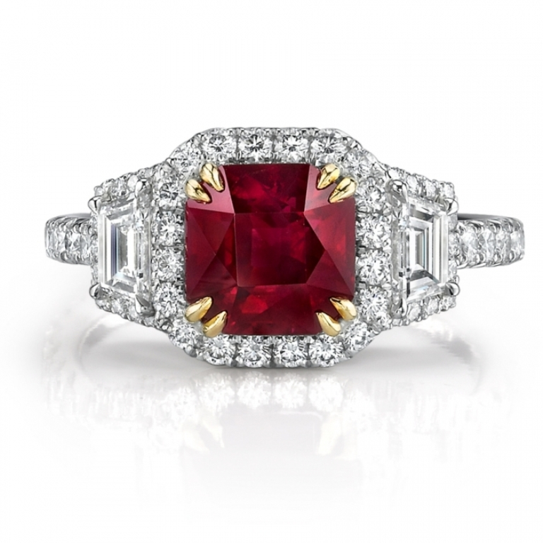 Ruby-rings-for-sale The Meanings of Wearing Rings on Each Finger