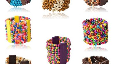 Photo of Create Fascinating & Dazzling Jewelry Pieces Using Wooden Beads