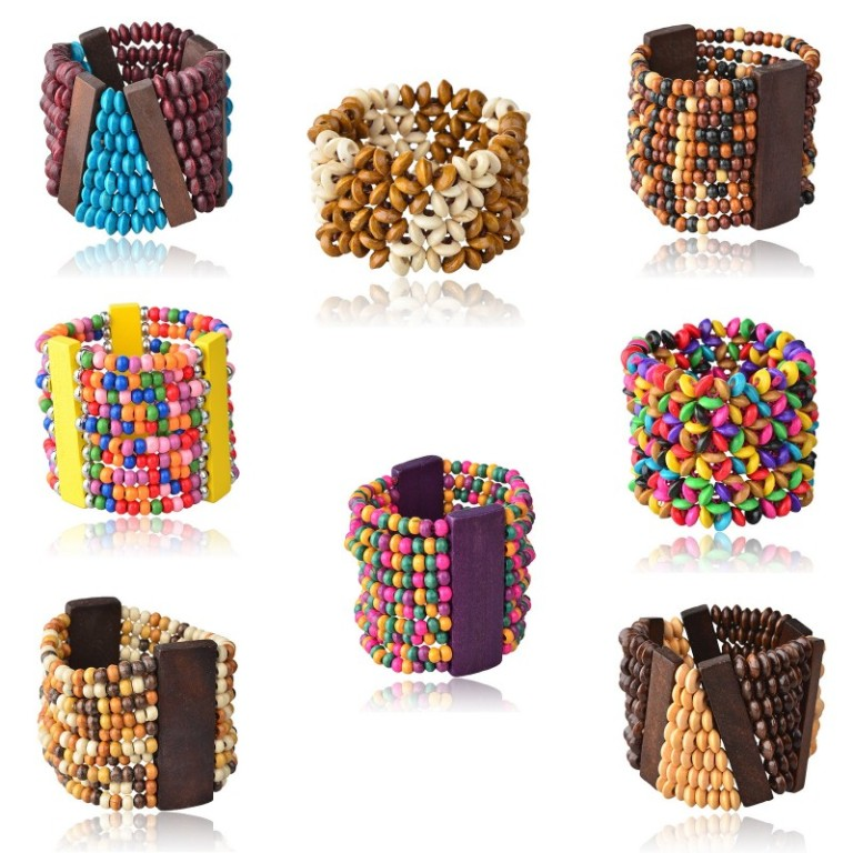 S552K-800x800 Create Fascinating & Dazzling Jewelry Pieces Using Wooden Beads