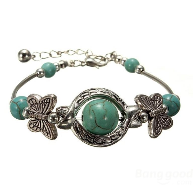 SKU134992-5 Create Unique & Fashionable Jewelry Using Tibetan Silver Beads