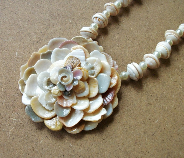 Seashell-JewelryT1 Seashell Jewelry as a Natural Gift