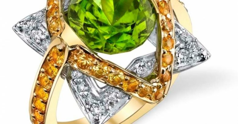 Photo of Most Exclusive Peridot Jewelry that Shines Even at Night