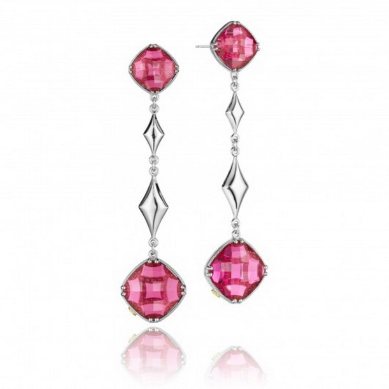 "Tacori-Earrings-2013_02 Top 10 Facts of Tacori Jewelry ""The Jewel of Rich, Famous & Stars"""