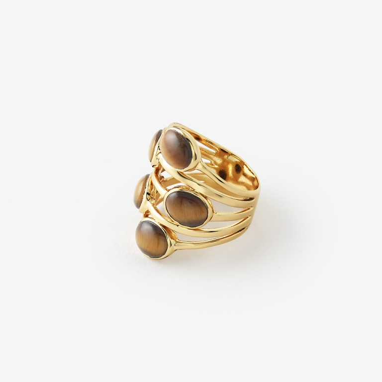 Tigers_Eye_Gypsy_Multi_Stone_Ring_by_ISHARYA_Jewelry_R1158_12_251a__73923.1405427410.1280.1280 Tiger Eye Jewelry & Its Unusual Properties