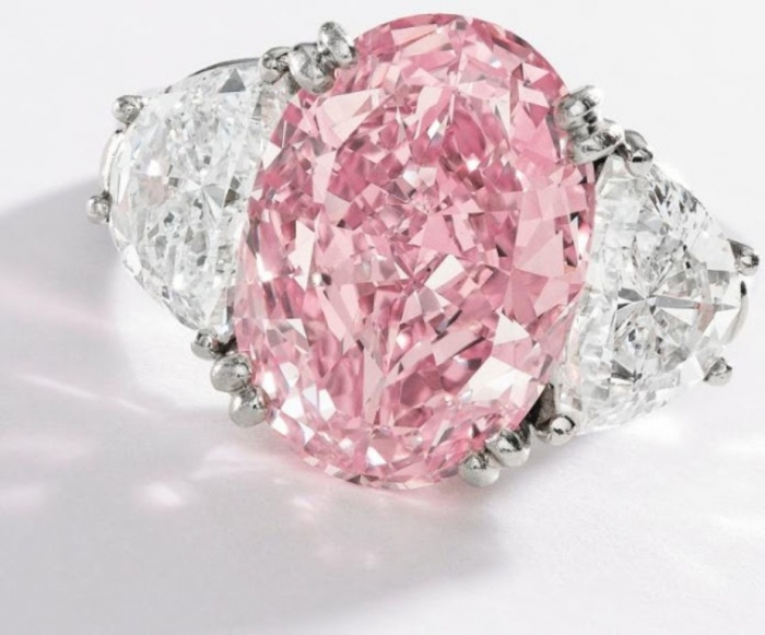 Untitled Most Famous Romantic & Unique Jewelry with Pink Diamonds