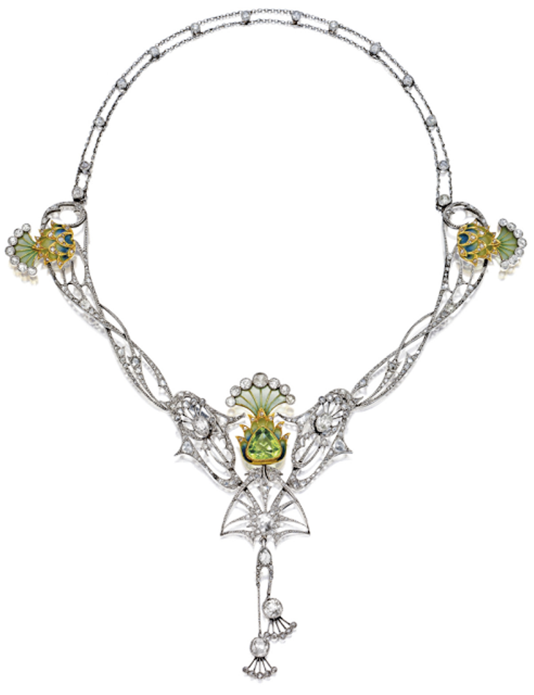 Untitled Most Exclusive Peridot Jewelry that Shines Even at Night