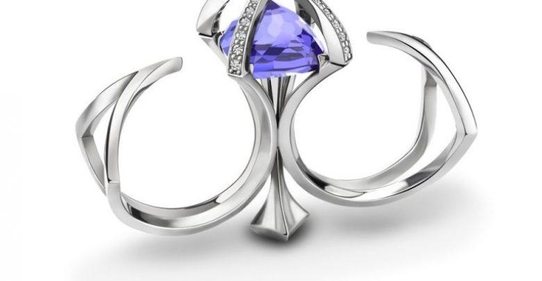 Photo of Double Finger Rings for Elegant Hands