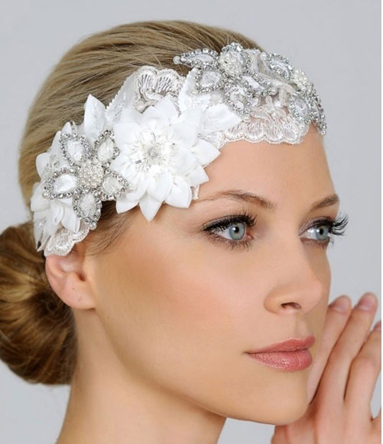 """back-office-fh8256 """"Wedding Headbands"""" The Best Choice for Brides, Why?!"""