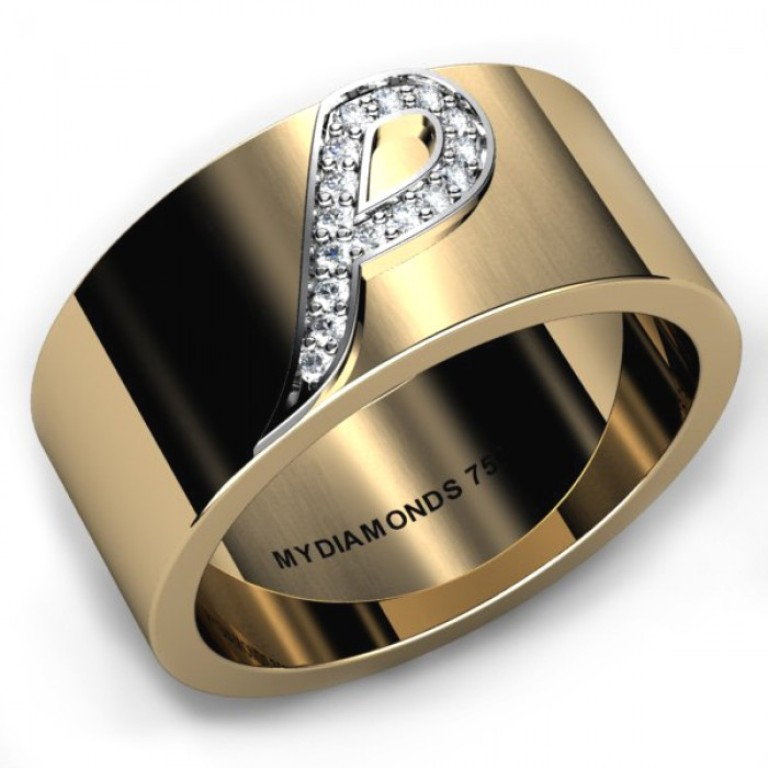 biaggio-mens-wedding-ring-1 Men's Diamond Rings for More Luxury & Elegance