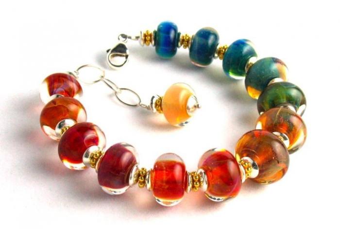 bracelet 25 Mysterious Rainbow Jewelry Designs