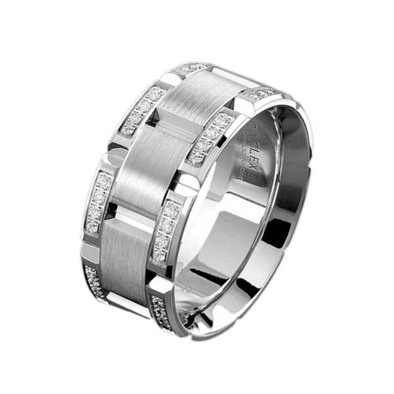 cartie_wedding_rings_for_men Men's Diamond Rings for More Luxury & Elegance