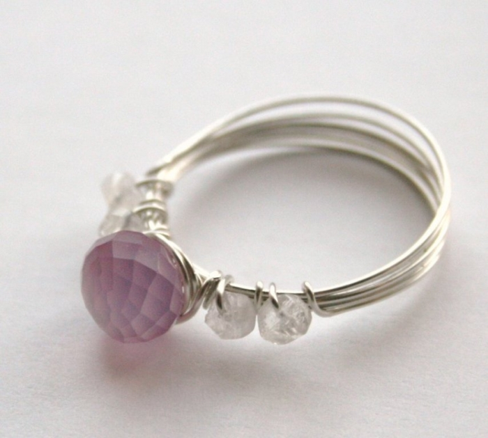 chalcedony_and_moonstone_ring_by_wrappedbydesign-d4czo1h Moonstone Jewelry Offers You Fashionable Look & Healing properties