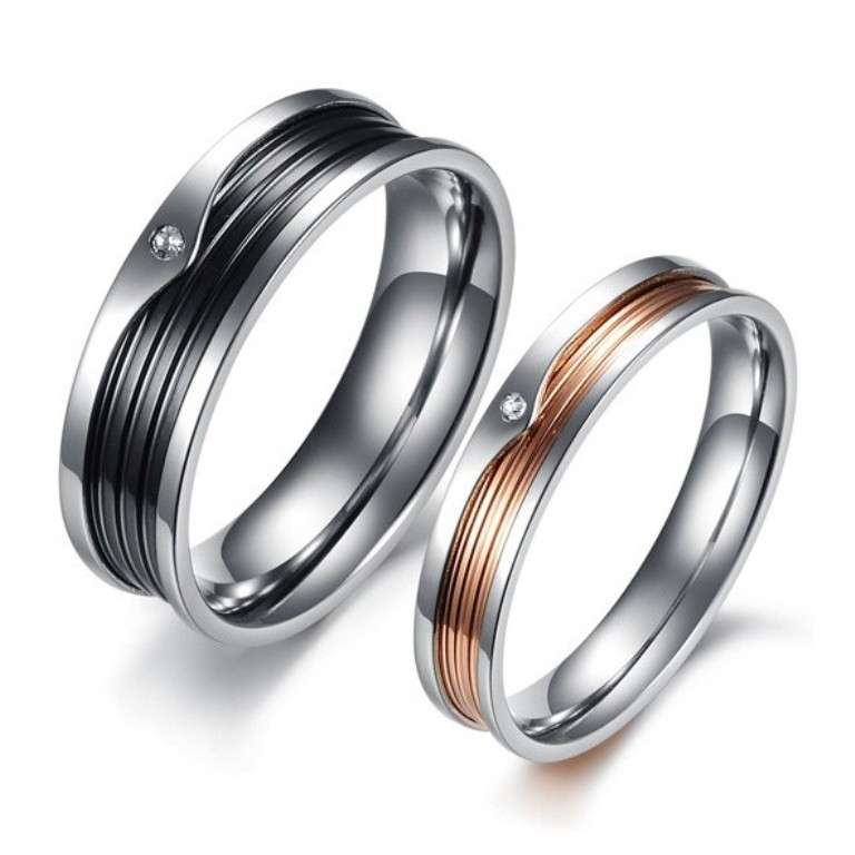cheap-wedding-rings-for-men-4 Men's Diamond Rings for More Luxury & Elegance