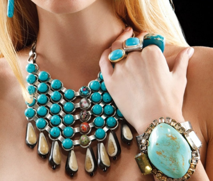 """f55244c05b33af46ddef4061ef8cbb16 Turquoise jewelry """" The Stone of the Sky & Earth"""""""