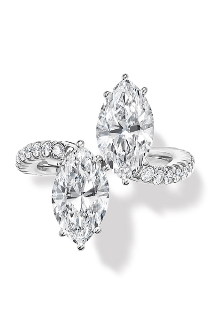 harrywinston How to Select the Best Engagement Ring