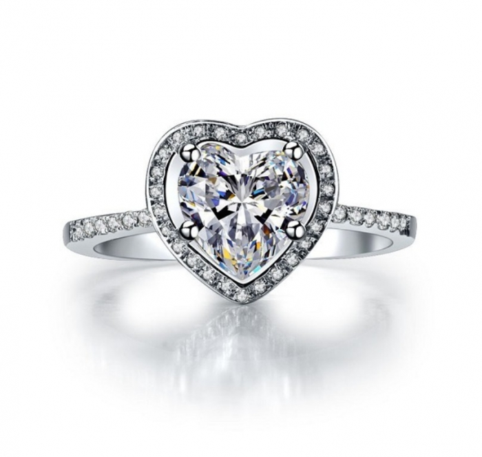 heart-shaped-wedding-ring-for-womenpopular-heart-shaped-diamond-engagement-rings-from-china-best-dw4ejysg How to Select the Best Engagement Ring